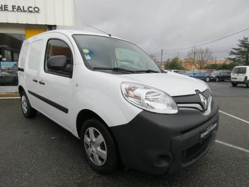 Renault Kangoo Express 1.5 dCi 75ch energy Grand Confort Euro6 Diesel BLANC Occasion à vendre