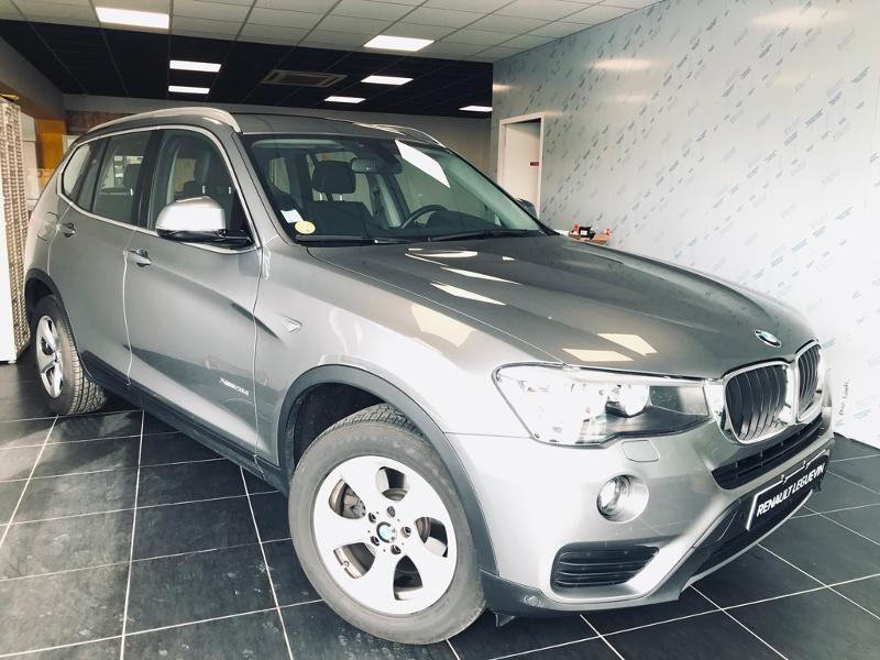 Bmw X3 xDrive20dA 190ch Executive Diesel GRIS Occasion à vendre