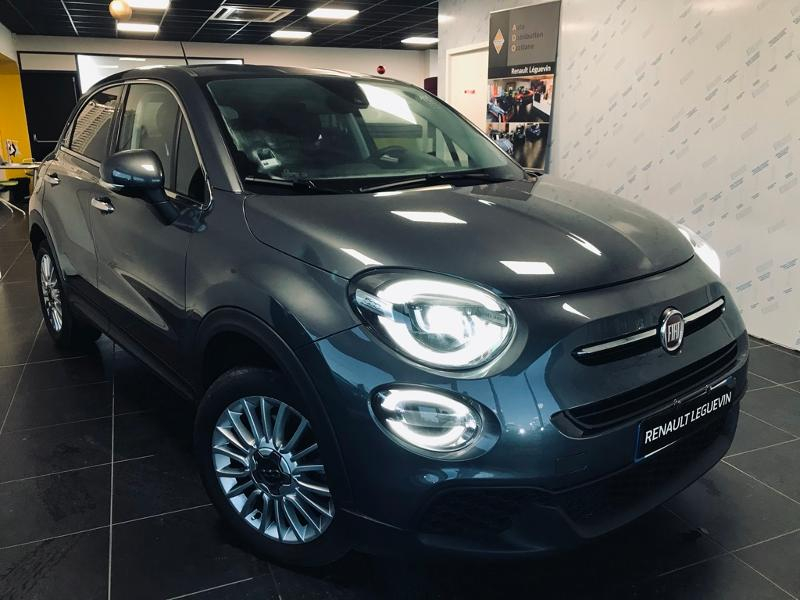 Fiat 500X 1.6 Multijet 120ch Opening Edition Diesel GRIS Occasion à vendre