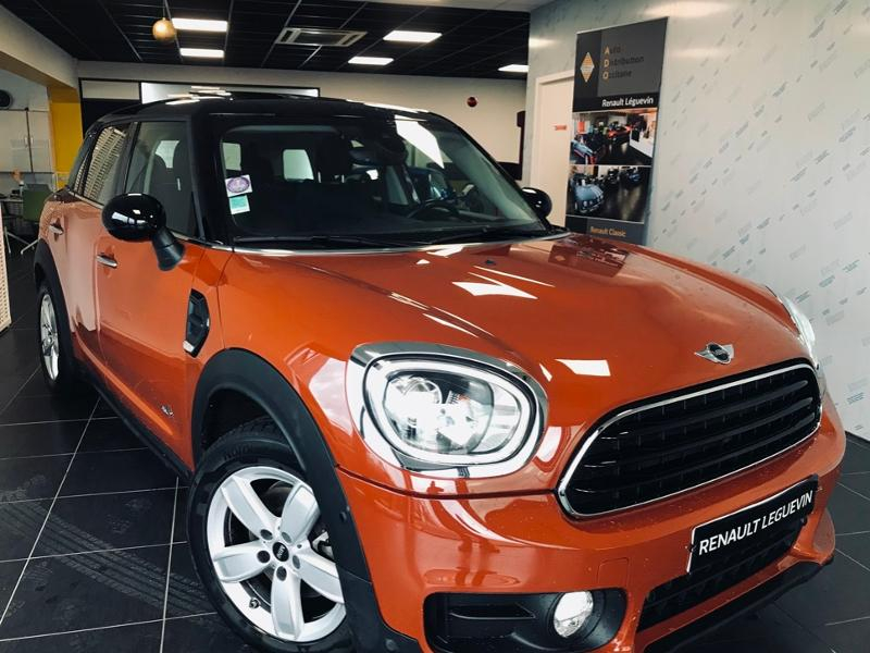 Mini Countryman Cooper 136ch Exquisite ALL4 BVA Essence MARRON Occasion à vendre